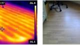 Тепловизионное обследоование, диагностика, съемка тепловизором - Наши работы