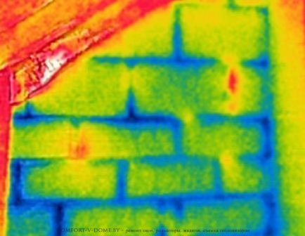 Тепловизионная диагностика: Ищем источник потери тепла