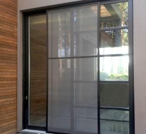 раздвижные москитные сетки на окна и двери