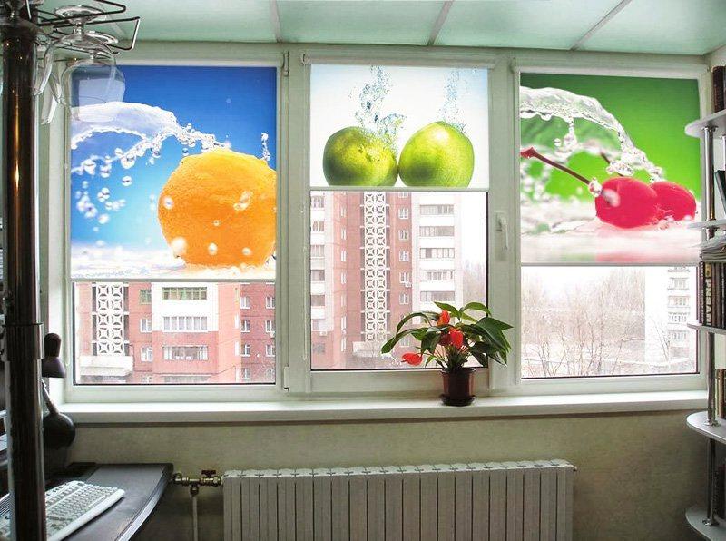 Купить рольшторы с фотопечатью в Минске